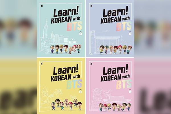 """Loạt video """"Học tiếng Hàn cùng BTS"""" được sử dụng tại nhiều trường đại học trên thế giới"""