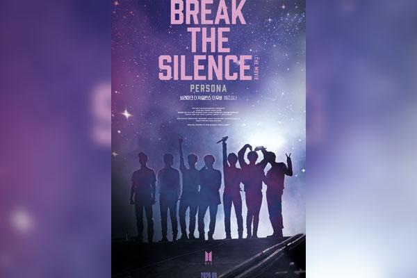 Neuer Dokumentarfilm von BTS kommt in die Kinos