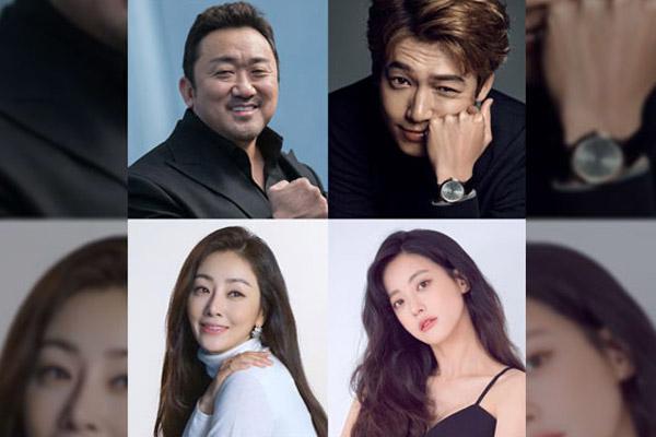 마동석·정경호·오나라, 영화 '압구정 리포트' 출연