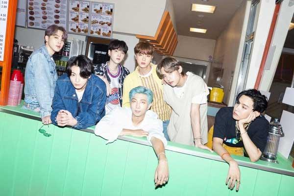 BTS' new MV set Guinness records