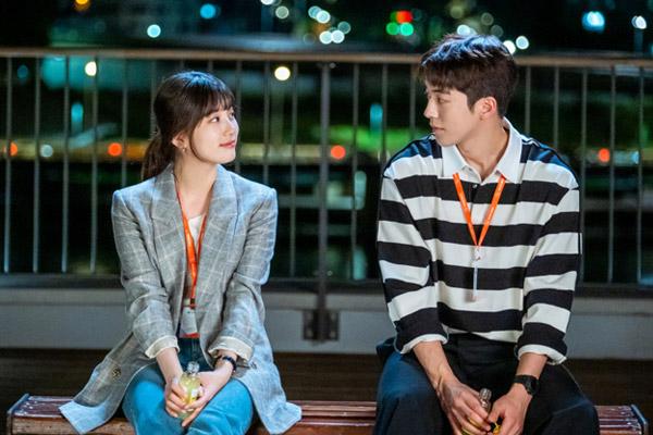 Suzy vào vai cô gái đầy tham vọng trong phim mới của đài tvN