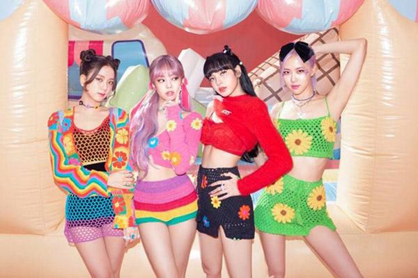블랙핑크 '아이스크림' 빌보드 싱글 49위…2주 연속 차트인