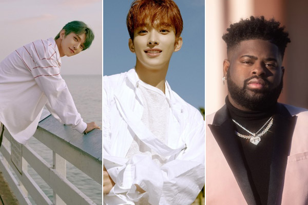 """Joshua, DK (SEVENTEEN) góp giọng trong bản remix """"17"""" của Pink Sweat$"""