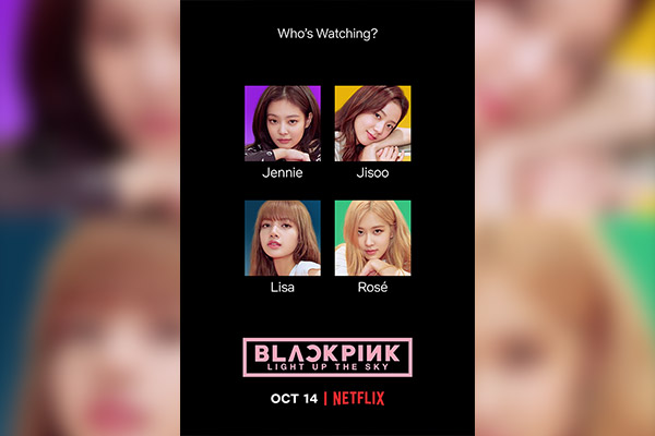 BLACKPINK tendrá documental en Netflix