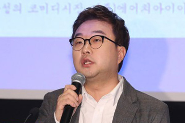 11월 결혼 개그맨 박휘순 '로또 맞은 것처럼 사랑 시작돼'