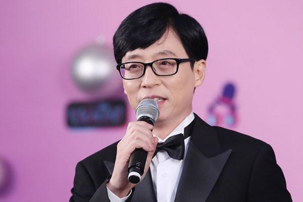 Kim Jong-kook arrive derrière Yoo Jae-suk en matière de reconnaissance publique