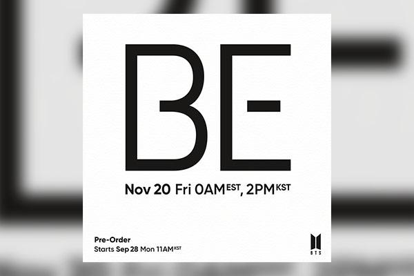 BTS công bố tên và ngày ra mắt album mới