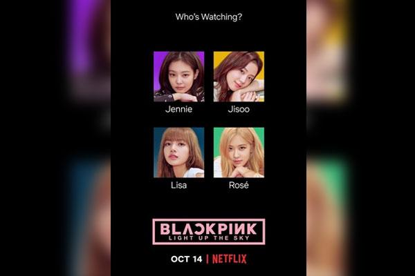 Un documentaire consacré à Blackpink sera dévoilé en octobre