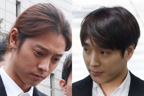 المحكمة العليا تحكم على جونغ جون يونغ وتشيه جونغ هون بالسجن