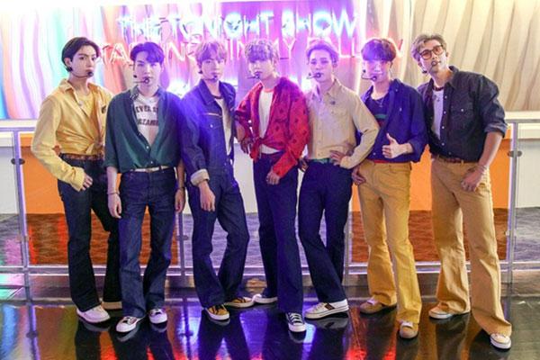 BTS' 'DNA' hits 1.1 bln YouTube views