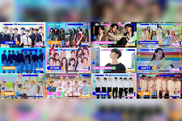 Teilnehmer von KCON:TACT wurden bekannt