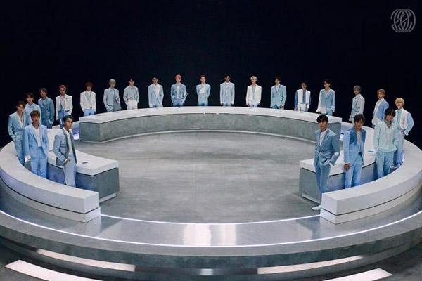 NCT will mit allen Mitgliedern neues Projekt starten