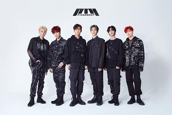 Nhóm nhạc nam mới P1Harmony của FNC hé lộ kế hoạch ra mắt