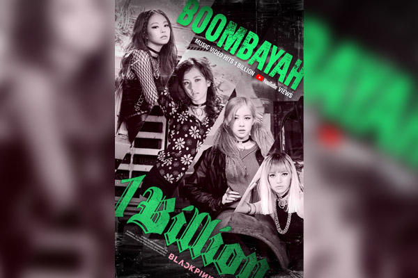 BLACKPINK MV tops 1 bln YouTube views