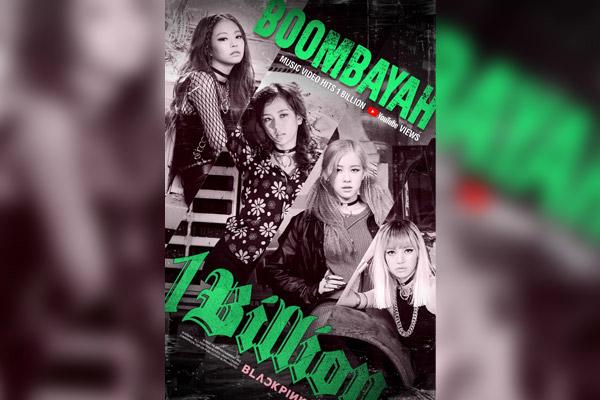 Musikvideo von BLACKPINK knackt 1-Milliarde-Marke auf YouTube