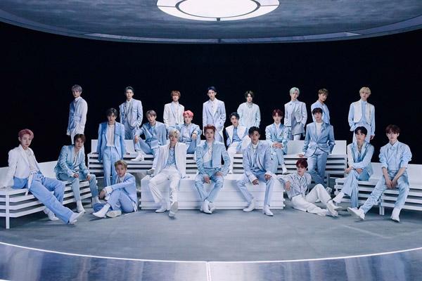 NCT gibt neues Album heraus