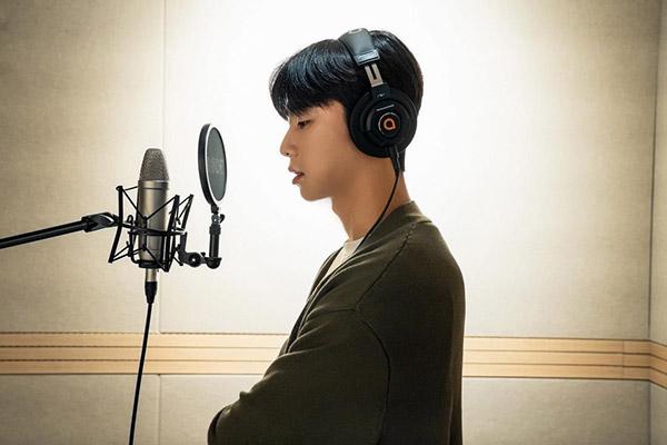 Park Seo Joon colabora en campaña ambiental