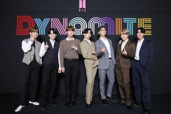 BTS wins Top Social Artist prize at BBMA