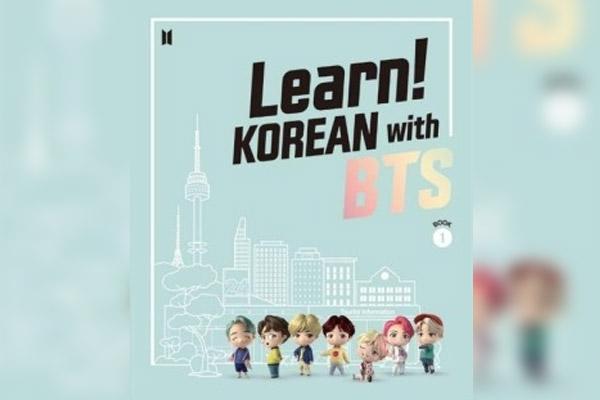La Fondation de Corée lance un cours d'apprentissage de la langue coréenne avec BTS
