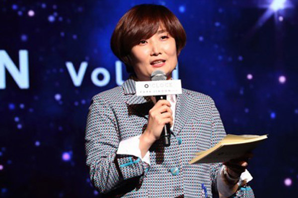 박경림, 박완규와 혜화동 소극장서 음악 토크쇼