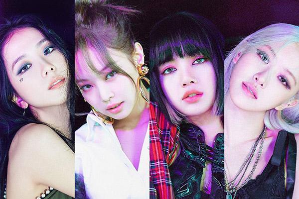 Blackpink kommt als erste K-Pop Girlgroup auf Platz 2 der UK Official Album Charts