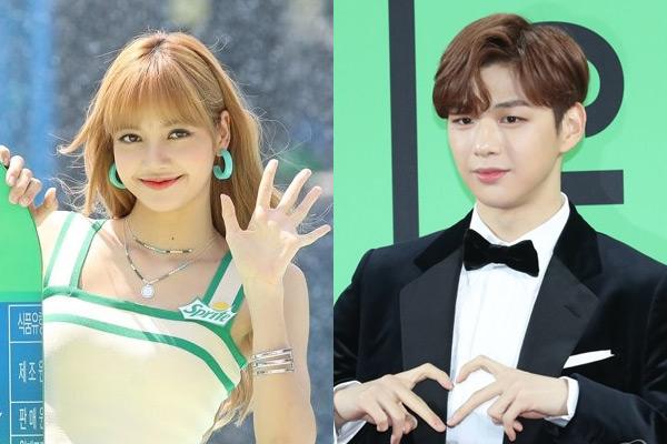 Kang Daniel et Lisa de Blackpink arrivent en tête du classement des idoles préférées