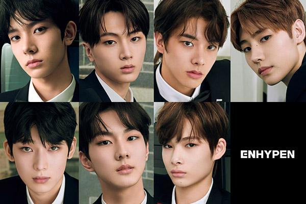 Tân binh ENHYPEN phát hành album ra mắt vào ngày 30/11