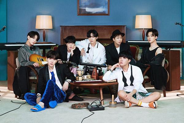 BTS triunfa en los premios MTV EMA