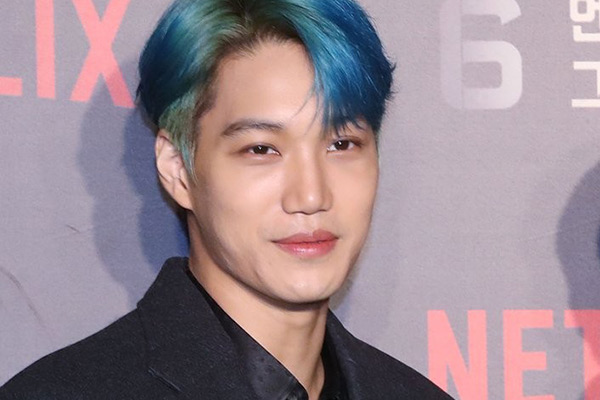 EXO's Kai to debut as solo artist