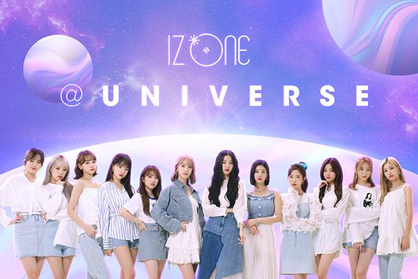 IZ*ONE und Monsta X schließen sich neuer Plattform für K-Pop-Fans an