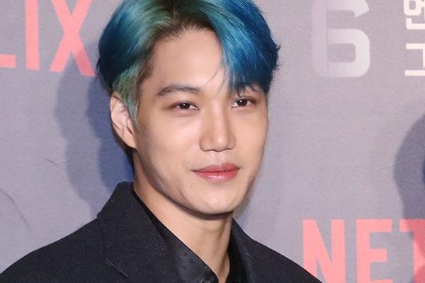 Kai von EXO gibt Debüt als Solokünstler