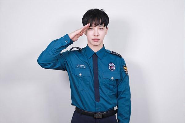 Lee Gi Kwang finaliza servicio militar