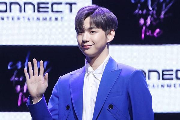 "Kang Daniel wird als beliebtester K-Pop-Star zum ""Filmtag"" gewählt"