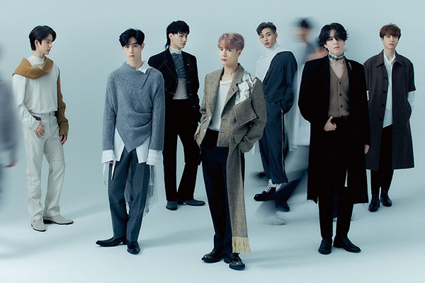GOT7 ニューアルバムのリード曲「Breath」を先行リリース