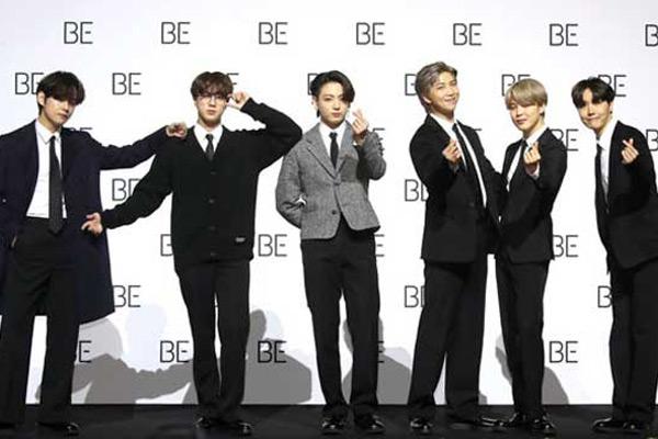 팝 본토 안착한 BTS, 마침내 그래미 후보…수상도 가능할까