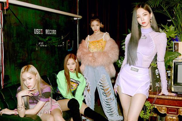 신인 걸그룹 에스파, 데뷔곡으로 빌보드 글로벌 차트 진입