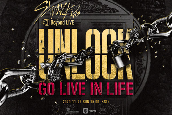 Stray Kids geben erstes virtuelles Konzert