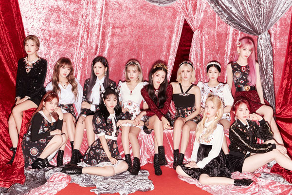 IZ*ONE to release new EP in December