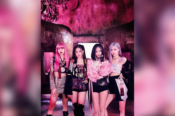 BLACKPINK là nhóm nhạc nữ K-pop có ca khúc cán mốc 300 triệu lượt streaming nhanh nhất trên Spotify
