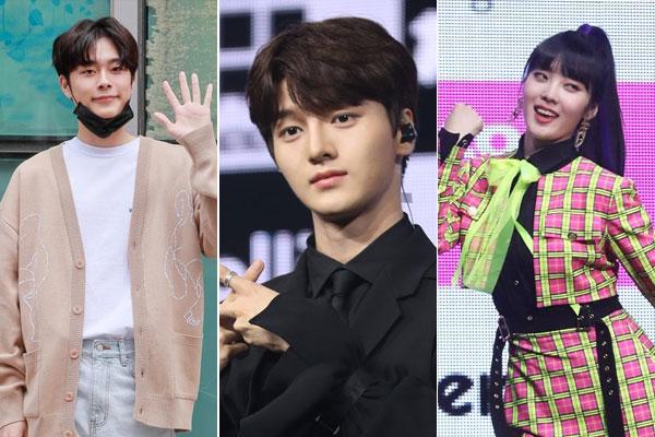 Idols del K-pop ante el examen de selectividad