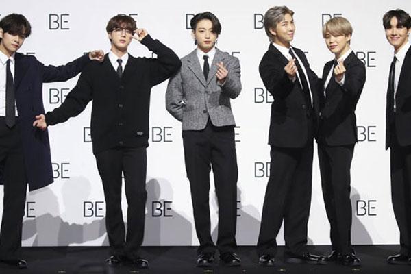 방탄소년단 '아이돌' MV, 8억뷰 돌파…통산 5번째