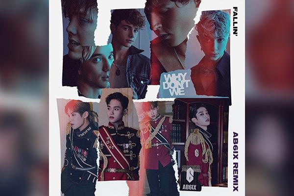 AB6IX Kolaborasi Lagu Remix dengan Boyband Amerika, Why Don't We