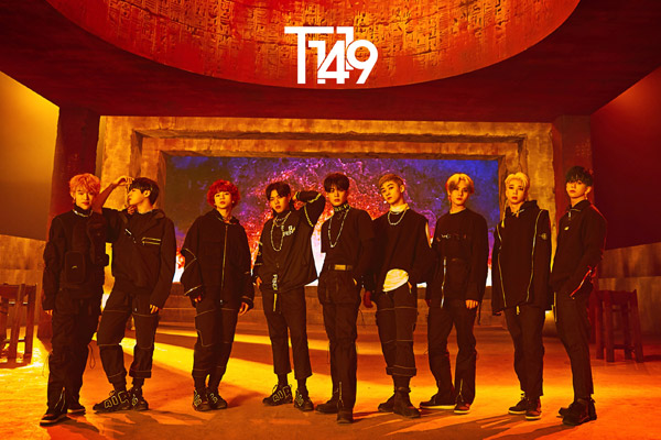 Le nouveau boys band T1419 débute le 11 janvier