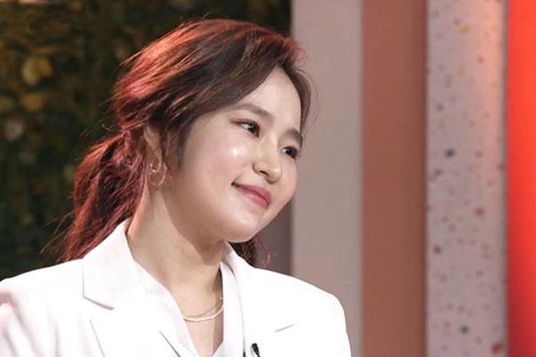'미스트롯' 홍자, 미스틱스토리와 전속계약