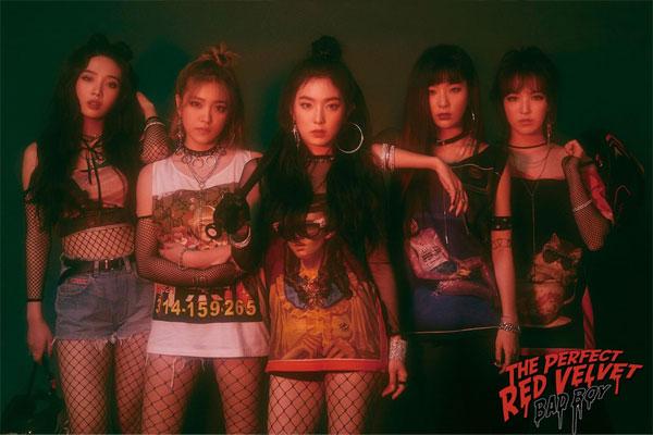 Red Velvet lần đầu sở hữu MV 300 triệu lượt xem