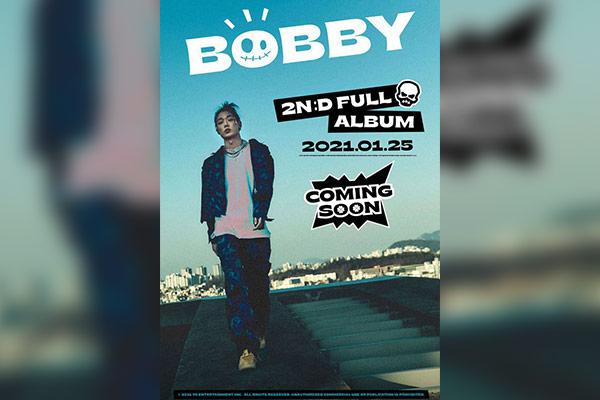 Bobby von iKON ist wieder zurück