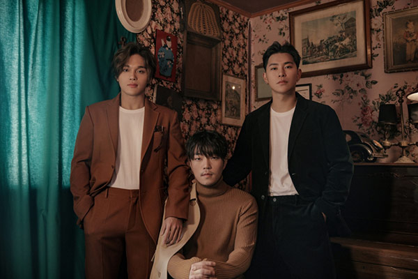 Trio Jang Deok Cheol veröffentlicht Winterballade