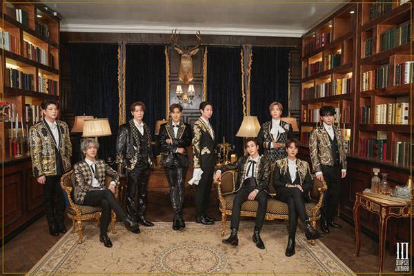 Le 10e opus officiel de Super Junior sortira le 16 février