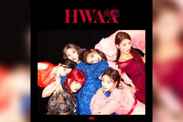 """(G)I-DLE tung phiên bản tiếng Anh và tiếng Trung của ca khúc mới """"HWAA"""""""