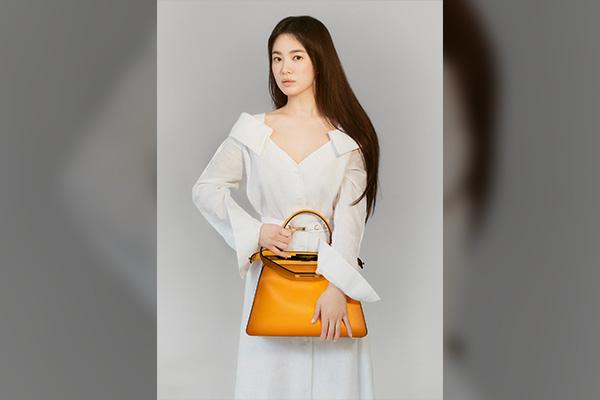 Song Hye-kyo Jadi Duta Baru Merek Fendi